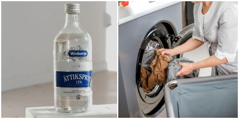 Tämän takia kannattaa AINA pestä vaatteet etikalla - todella nerokas syy