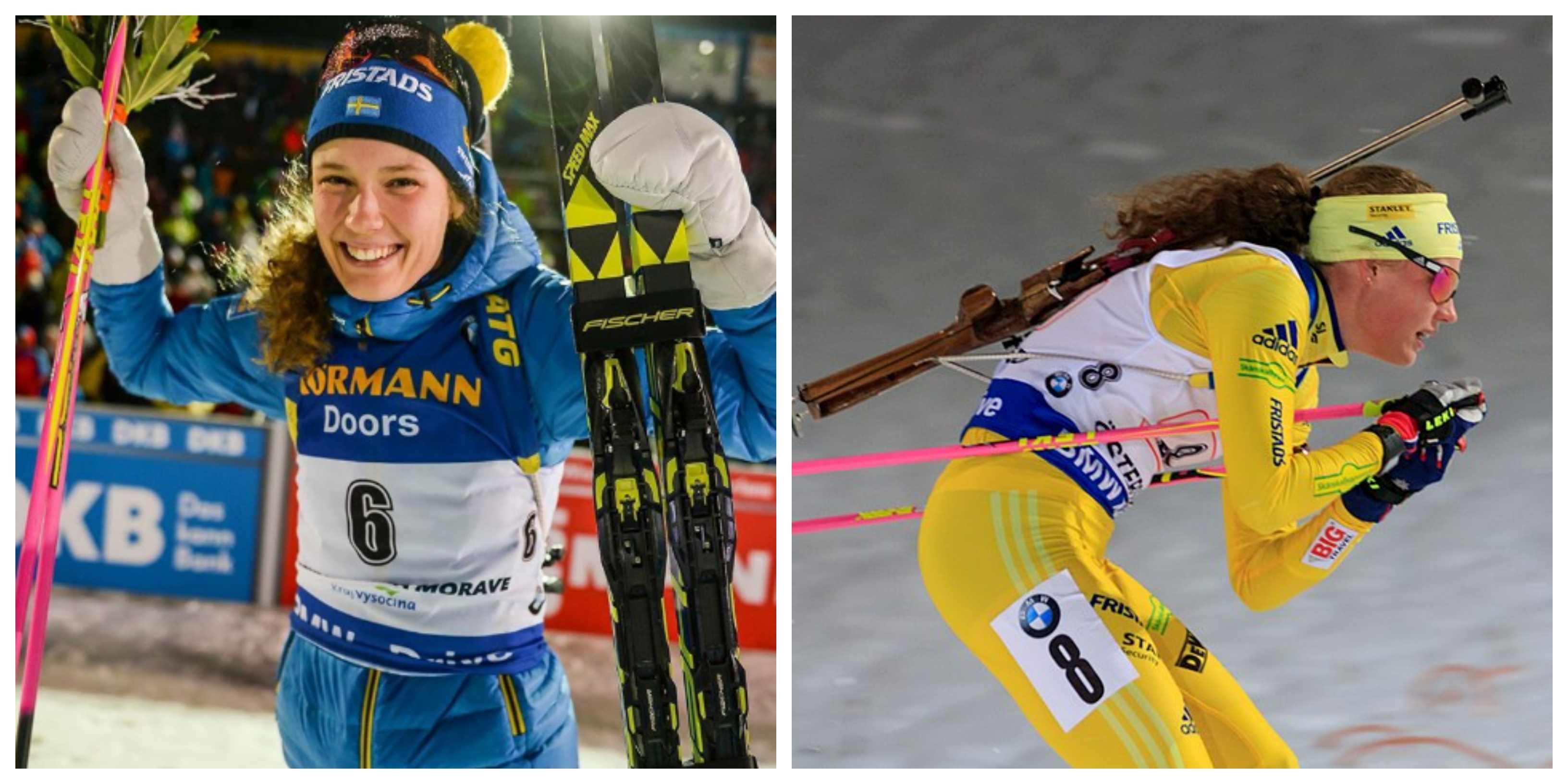 Svenska stjärnskottet Hanna Öberg VM-debuterar   Aftonbladet